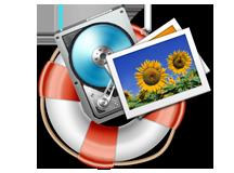 Datenrettung von Daten, Dokumenten und Bildern.